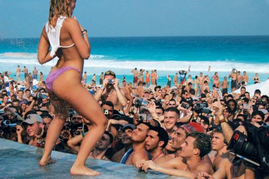 Cancun pussy pics